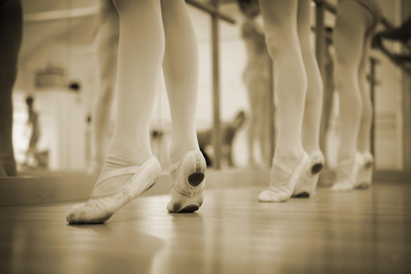Danza clasica - Escuela Gim-danza Silvia
