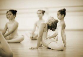 Clases de danza clásica