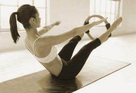 Fotografia Pilates